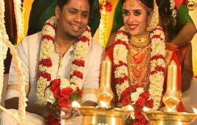 Actress Parvathy Ratheesh gets married to Milu