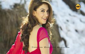HANSIKA'S MOLLYWOOD ENTRY WITH MOHANLAL