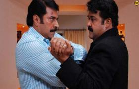 Mammootty, Mohanlal to fight it out at BO this Onam