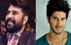 MegaStar Mammootty to share screen with son Dulquer Salmaan in his 400th film?